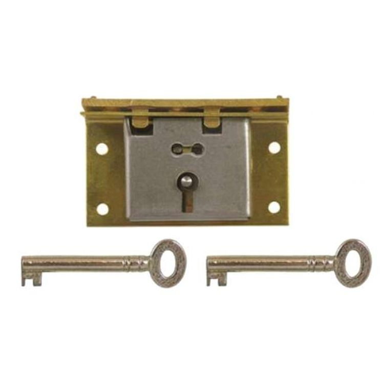 Box Lock 1 Lever 38mm 51mm 63mm or 76mm wide