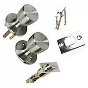 Era Privacy Lockset Tulip Knobset for bedrooms and bathrooms (168)