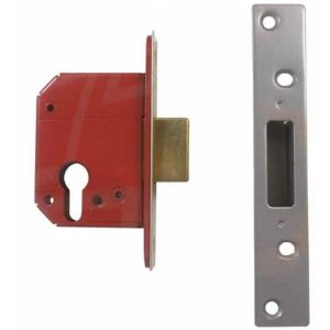 Era Euro Complete Mortice Deadlock Door Lock (263 264)