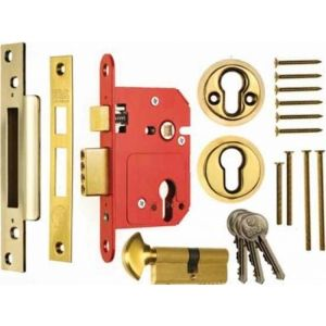Era Euro Mortice Sashlock to BS3621 with Euro cylinder