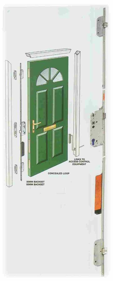 Era Deadbolt Electronic (5455-80)