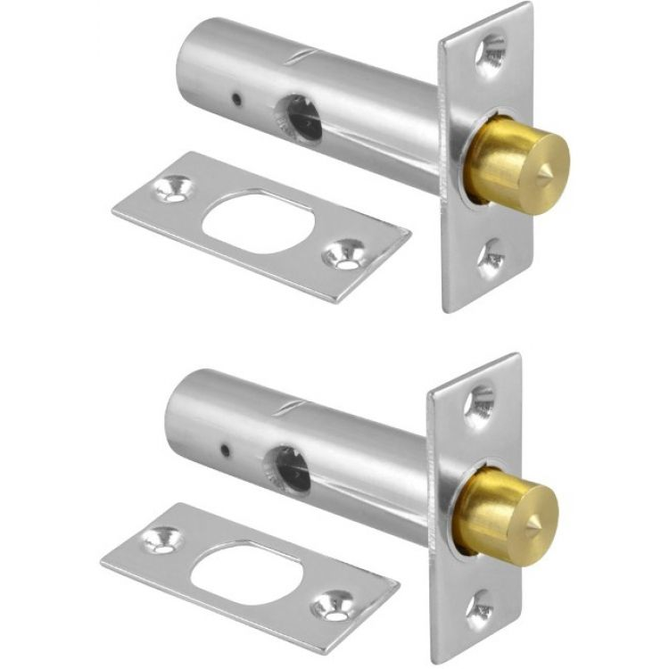 Era Door Security Bolts 2 Locks + 1 Key (838)
