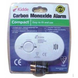 kidde carbon monoxide detector instructions