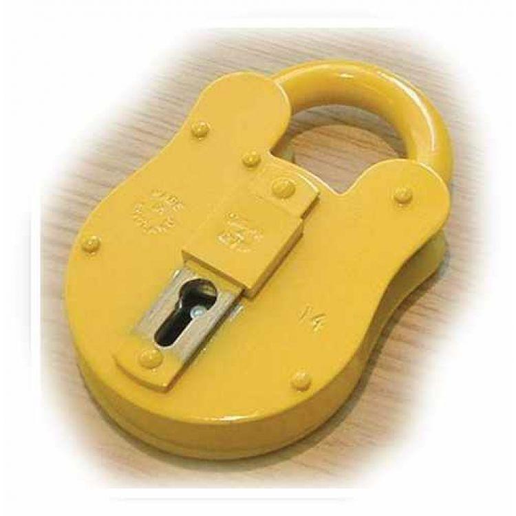 FB5 Fire Brigade Padlock Key