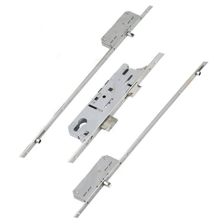 Fuhr Latch Deadbolt 2 Rollers 2 Pins 856 Type 8