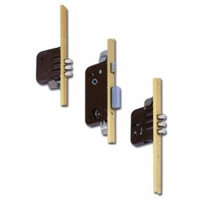 UCEM Latch 3 deadbolts Urail Multipoint Lock (50/85pz)