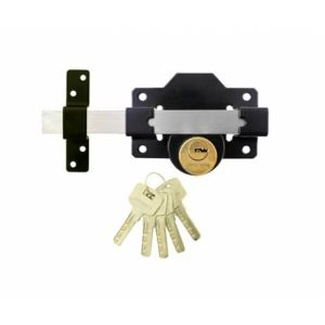 Gatemate Rim Gate Lock for 50mm-70mm thick doors