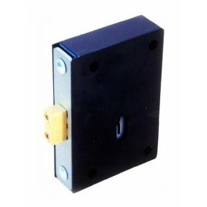 Chubb 5 Lever Deadlock With Double/Sindle-Pole Microswitch(3G114E)