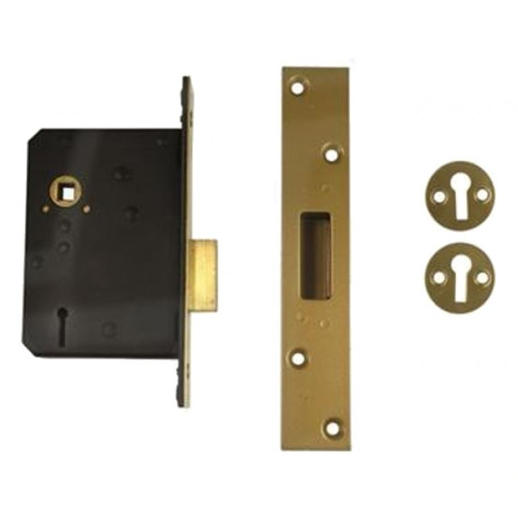 Imperial 5 Lever Escape Mortice Deadlock (G5007)