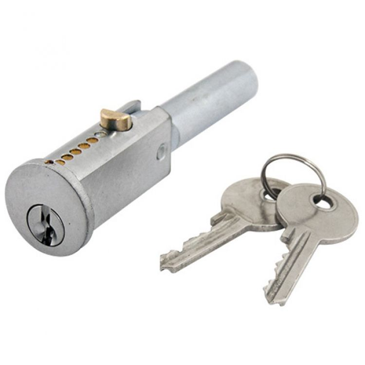 Roller Shutter Bullet Lock Round Pin H75 Lockmonster Co Uk