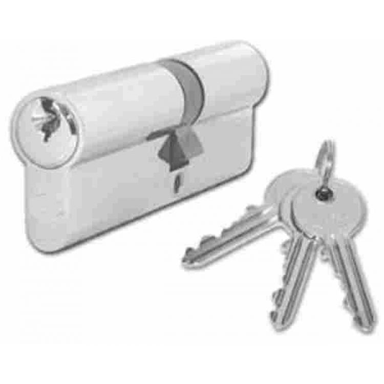 Carlf Budget Euro Double Cylinder Key Both Ends