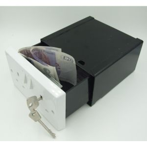 Secret Security Safe For Solid Walls