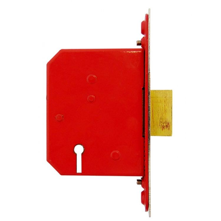 Securefast Budget 5 Lever Mortice Deadlock not to BS3621