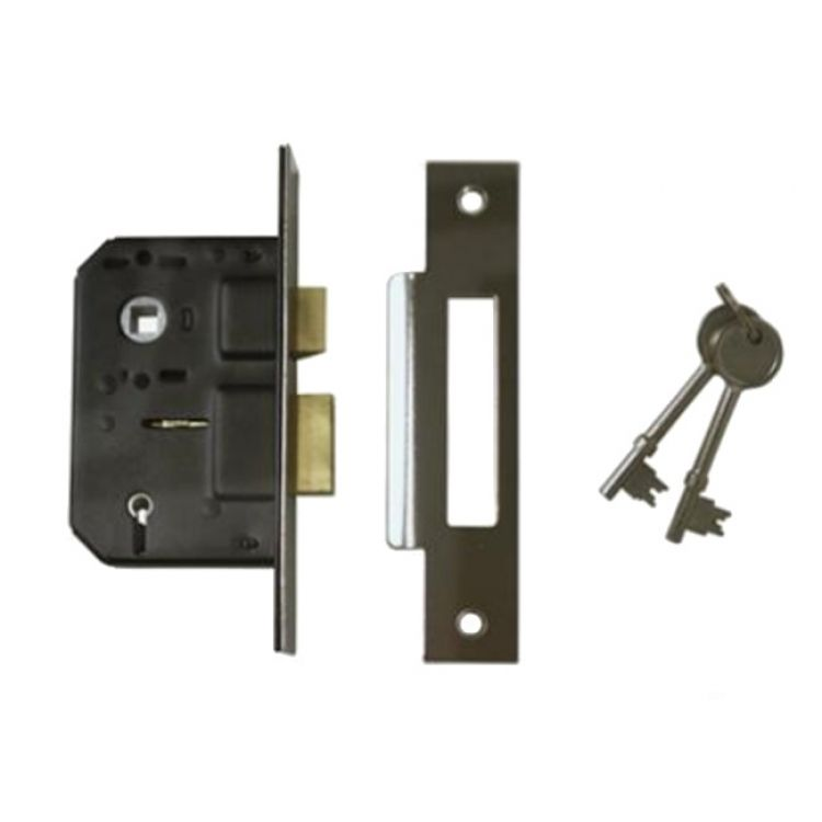 Securefast 5 Lever Mortice Sashlock, not to BS3621