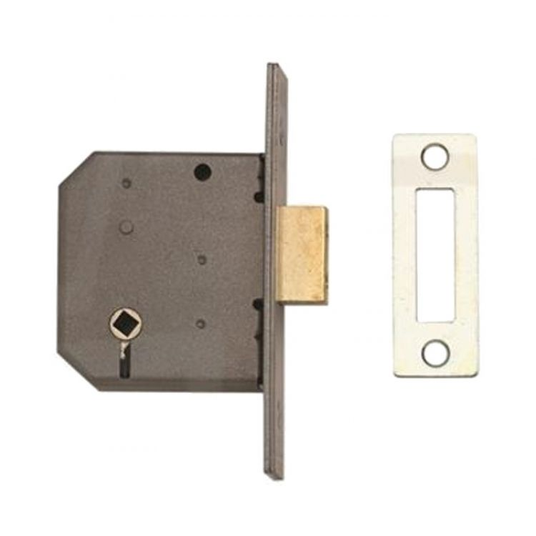 Union Turn Operated Bathroom Mortice lock