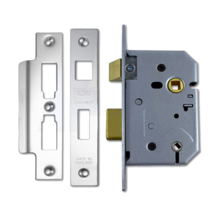 Union Bathroom Mortice Lock 2226 Lockmonster Co Uk