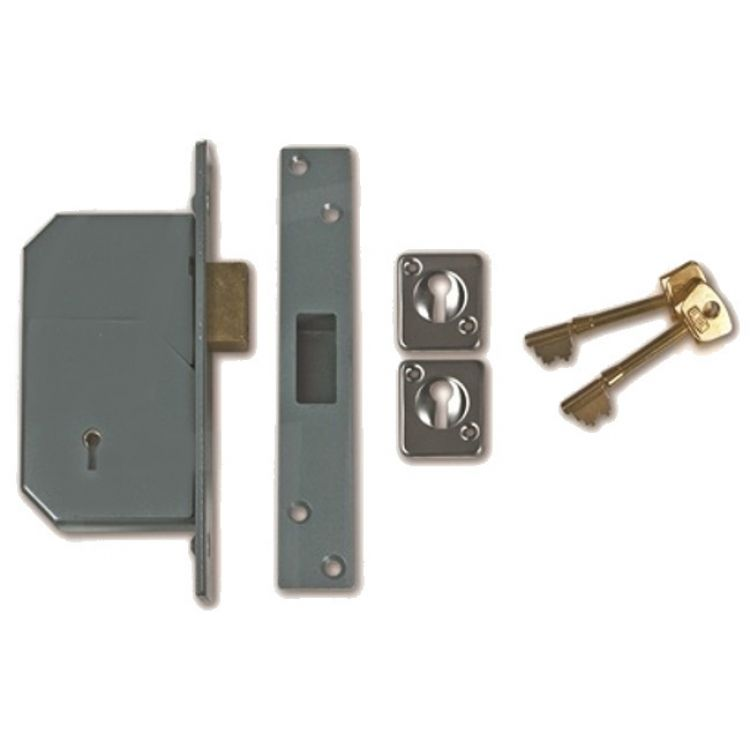 Chubb 5 Detainer Mortice Deadlock Double Pole Micro Switch (3G110)