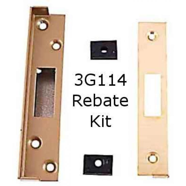 Chubb Rebate Set, to suit 3G114, 3G114E 3G115, 13mm