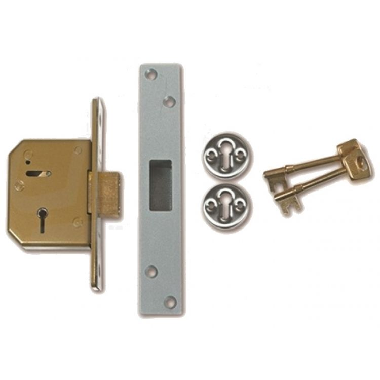 Chubb Mortice Deadlock 5 Lever Not to BS3621 (3G115)