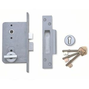 Wellington Fort 6 Lever Mortice Sashlock (4G)