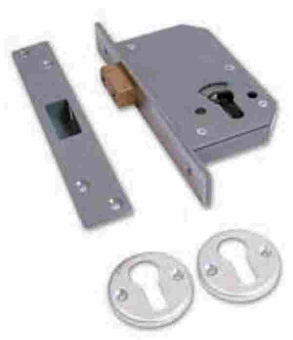 Chubb Euro Security Cylinder Mortice deadlock Case (3C10)