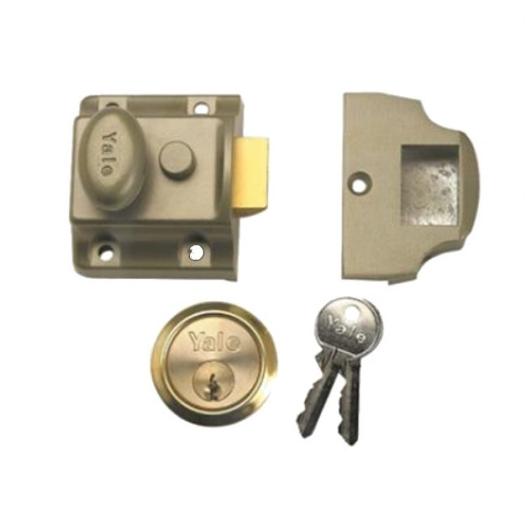 Yale Traditional Nightlatch-Narrow style (706)