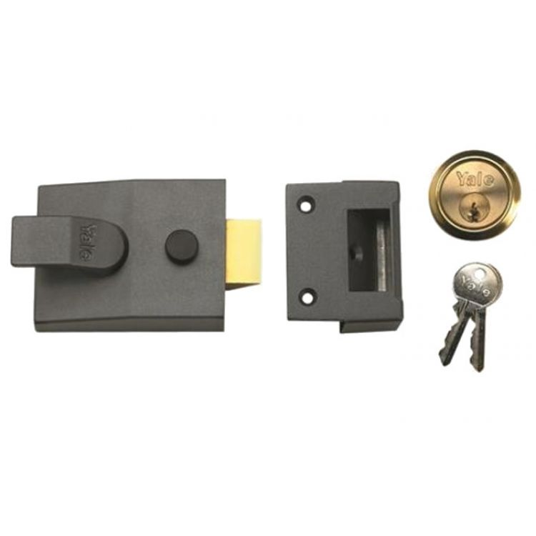 Yale Standard Cylinder Nightlatch (88)