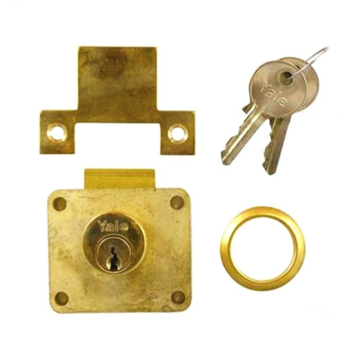 Yale Cylinder Drawer lock slam lock or deadlock (yale 066)