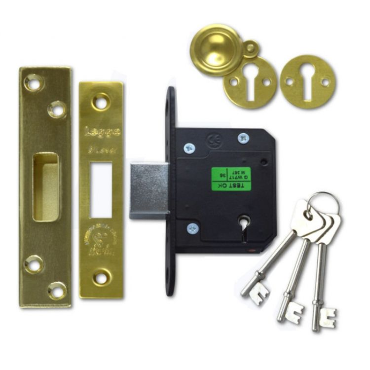 Legge Mortice Deadlock BS3621(5641 N5641)