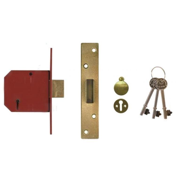 Union British Standard Mortice Lock E2134 Lockmonster