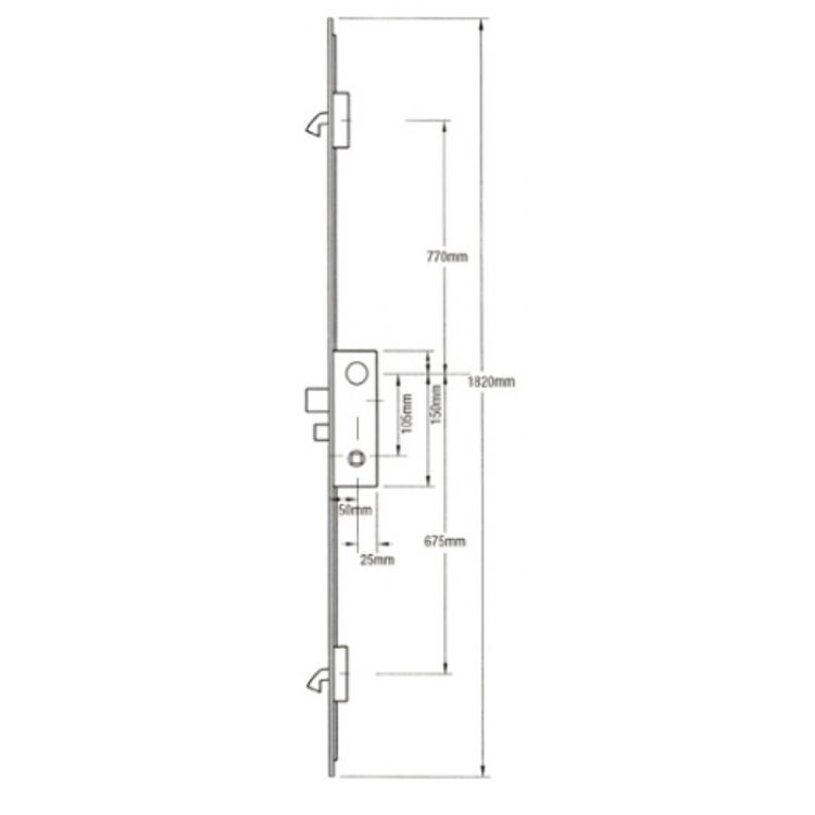 Fix Multipoint Door Lock With Wedgebolts (2025)