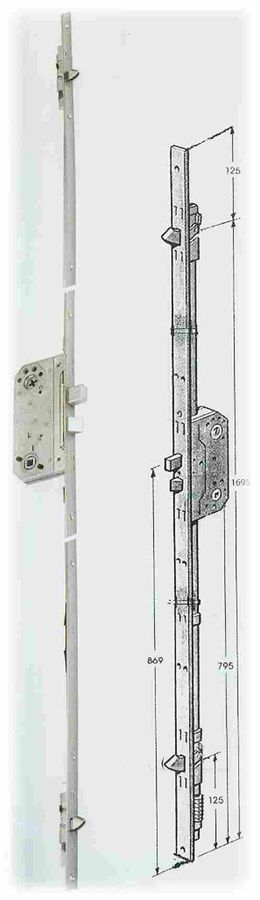 Fix Multipoint Door Lock With Wedgebolts 2025