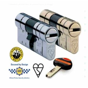 Avocet ABS Anti Bump High Security Euro Cylinder MK3