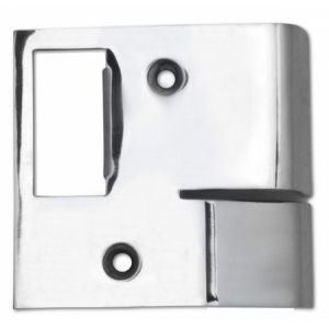 Ingersoll SC71 Polished Chrome Cylinder Rim Front Door Lock