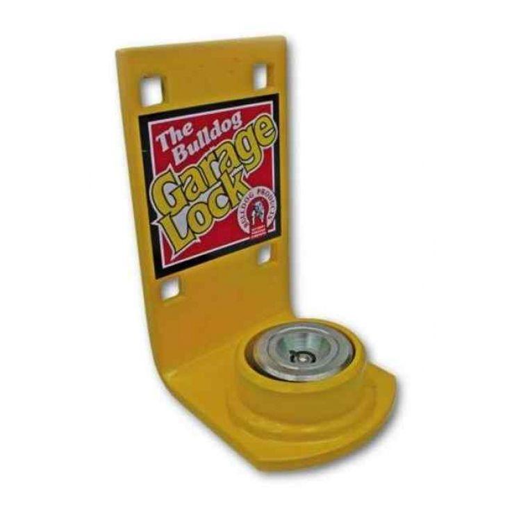 Bulldog Garage Door Lock With Ground Tube Gd400 Lockmonster