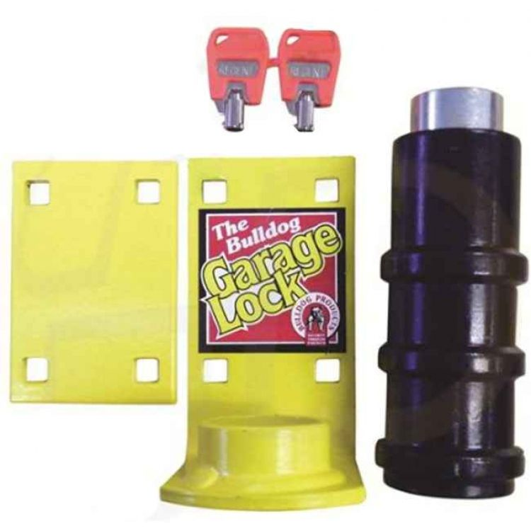 Bulldog Garage Door Lock with ground tube (GD400)