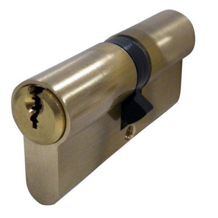 Gege Banham 363 Mortice Euro Cylinder V Cam Key Both Sides