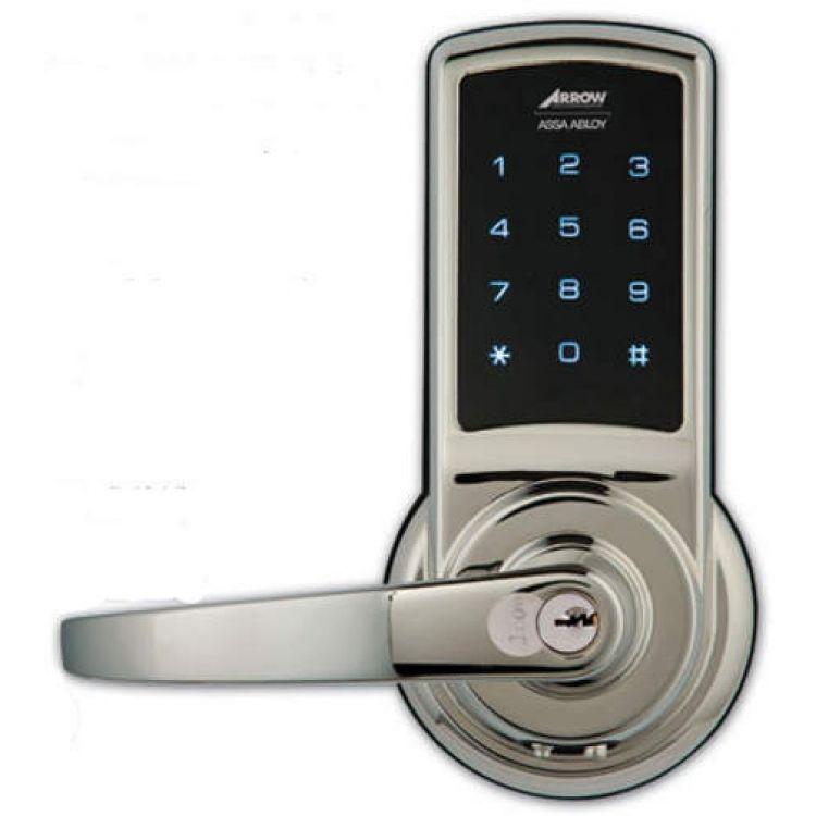 Ospon Os008c Digital Touchscreen Code Door Lock: Revolution Digital Door Lock Touch Screen (Rainer