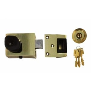 Chubb 4L67 Rim Deadocking Nightlatch (4L67E)