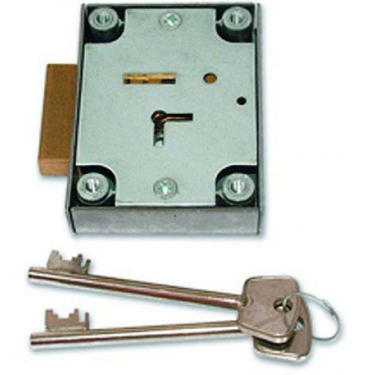G u0026 C Gun Cabinet Lock 82mm x 60mm
