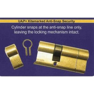 Avocet ABS Anti Bump Euro Cylinder MK3 High Security 3 keys