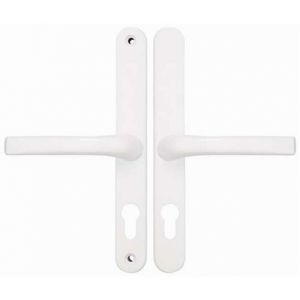 Easyfit unsprung upvc door Handles-screw centre 240mm (70PZ)