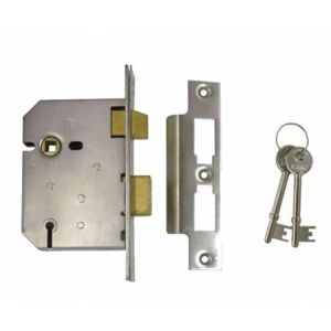 Union Mortice Deadlock 3 Lever (2177)