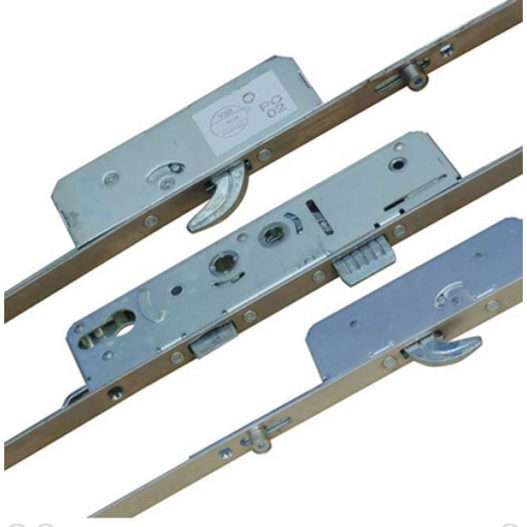 Avantis Multipoint 2 hooks and 2 rollers Door Lock