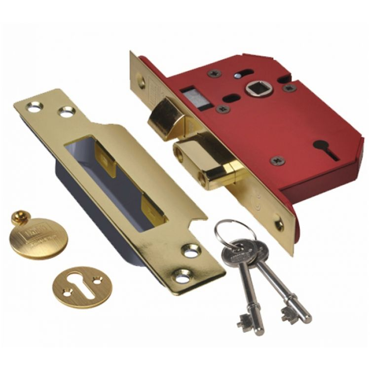 Union Strongbolt 3 Lever Mortice Sashlock 2203(2203)