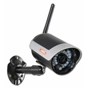 Abus TVAC16000B Wireless IR Outdoor 7 inch Screen CCTV Kit