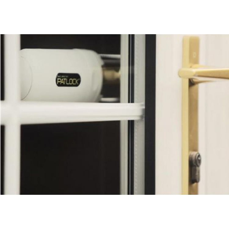 Patlock Secondary Lock for double door handles - LockMonster.co.uk