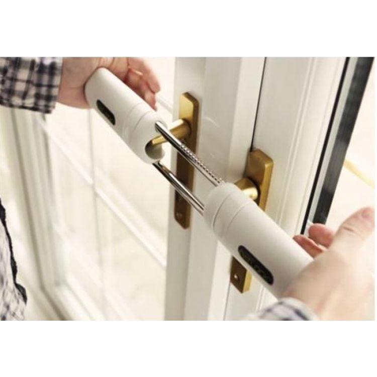 Patlock Secondary Lock For Double Door Handles