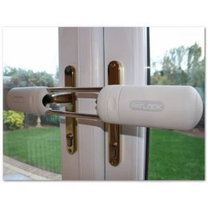 Patlock Secondary Lock for double door handles