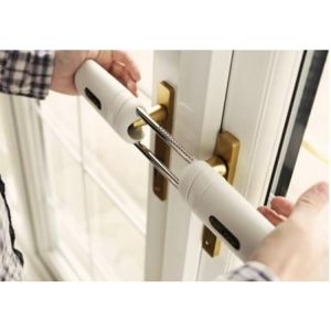 Patlock Secondary Lock for double door handles Conservatory Lock